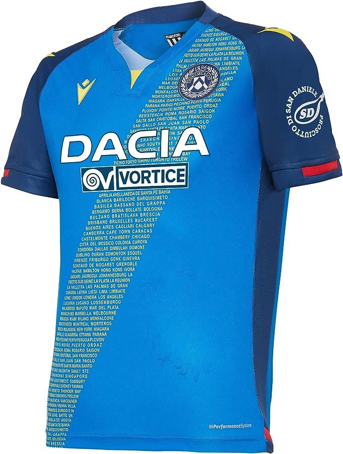 Udinese Calcio 1896 UDI M20 Maglia Gara Away Ufficiale Mm Jr ...