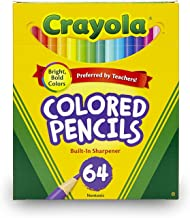 Best crayola colored pencils 64 pack Reviews