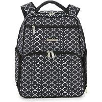 Bananafish Grace Electric Breast Pump Back Pack Portable Carrying Bag (Black/White)