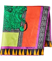 Etro - Color Block Pocket Square