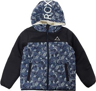 ROXY ロキシー キッズ ジュニア ジャケット MINI LOOK FOR リバーシブル ボアジャケット TJK184051