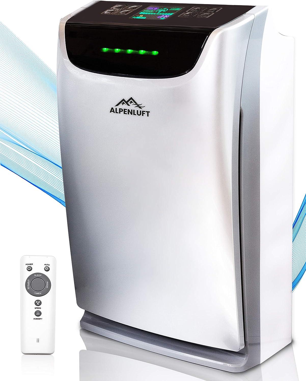 Kombifilter ALPENLUFT Luftreiniger Luftbefeuchter 6-in-1