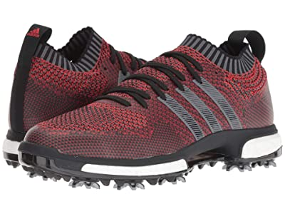 adidas Golf Tour360 Knit (Red/Black/Grey) Men
