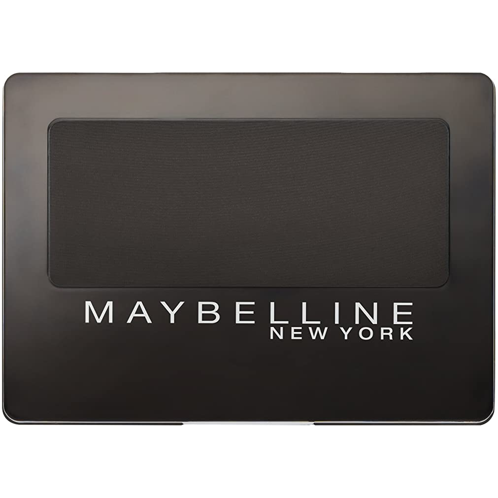 文ブランド名思慮のないMaybelline New York メイベリンエキスパートは、アイシャドウ、夜空、0.08オズを着用してください。