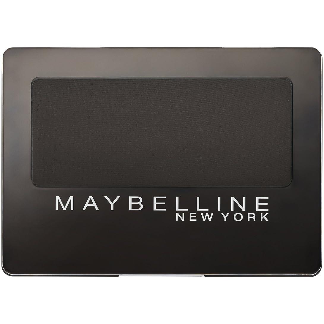 均等に捧げるMaybelline New York メイベリンエキスパートは、アイシャドウ、夜空、0.08オズを着用してください。