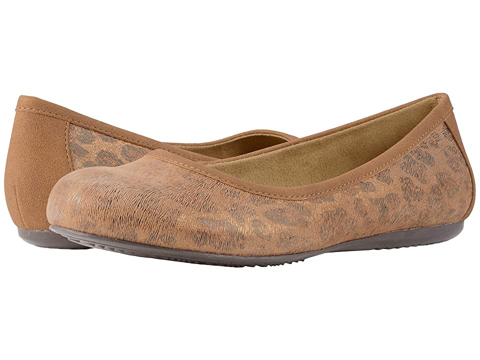 SoftWalk Napa (Metallic Leopard) Women