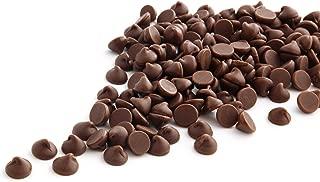 Carvalho Naturals Organic Dark Chocolate Chips Non-GMO Kosher Dairy Free Gluten Free Vegan Chocolate Drops 70% Cacao Baking Chips Organic Keto Friendly 8 Oz