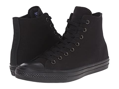 Converse Chuck Taylor All Star II Mono Hi Women Black