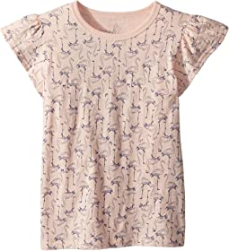 Flamingo Tee (Toddler/Little Kids/Big Kids)