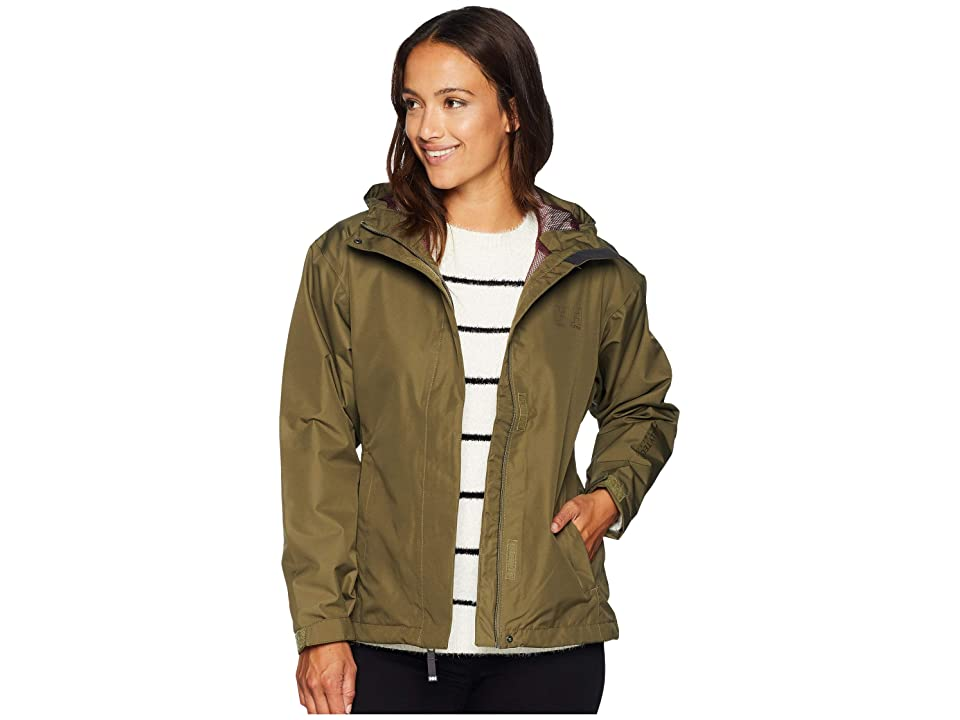 Helly Hansen Seven J Jacket (Ivy Green) Girl