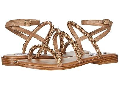 Steve Madden Telsa Sandals (Tan Multi) Women