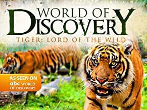 World Of Discovery - Tiger: Lord of the Wild