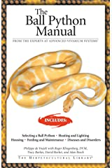 The Ball Python (Herpetocultural Library) Kindle Edition
