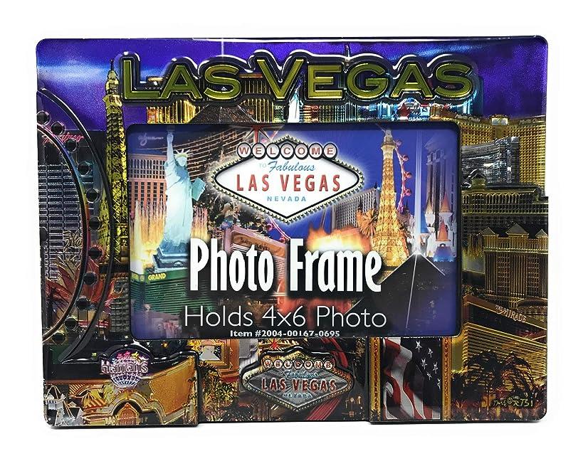 RTS Las Vegas Skyline 4x6 Photo Frame