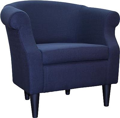 Amazon.com: Pulaski Upholstered Arm Chair Brianne Tide ...