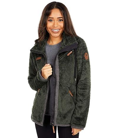 Obermeyer Britt Fleece Jacket (Off-Duty) Women