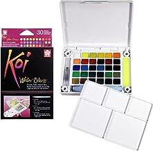 Caja de Dibujo con Acuarelas de Bolsillo, 30 Colores