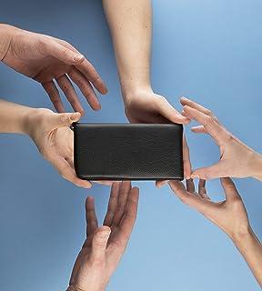 Nero custodia in pelle per iPhone 11 Pro