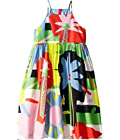 Stella McCartney Kids - Sleeveless Palms Dress Early (Toddler/Little Kids/Big Kids)