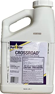Crossroad Herbicide Brush Killer - 1 Gallon - Replaces Crossbow