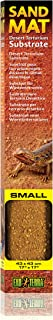 ExoTerra Sustrato Sand Mat Pequeño, 43 x 43 cm
