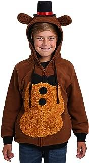 Five Nights at Freddy's Boys Fazbear Costume Hoodie