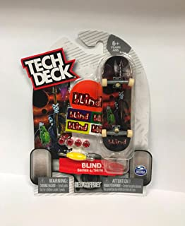 Tech Deck Series 4 Blind Reaper Ultra Rare Fingerboard Skateboard Toy Skate