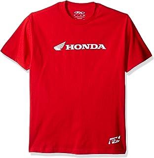 """تي شيرت """"Honda"""" أفقي 15-88332 (أحمر، كبير)"""