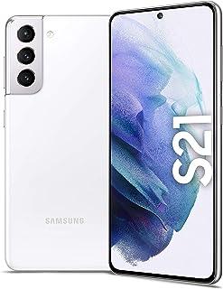 هاتف سامسونج جالكسي اس 21، ثنائي شرائح الاتصال، ذاكرة تخزين 256 جيجا، وذاكرة رام 8 جيجا، بتقنية الجيل الخامس، لون فانتوم ا...