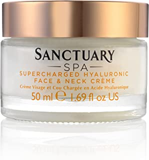 Sanctuary Spa Hyaluronic Face Cream Supercharged Hyaluronic