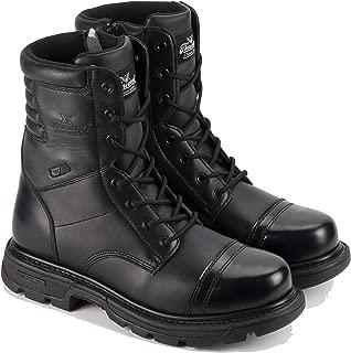 """Men's 8"""" Side Zip Jump Boot Gen-flex"""