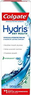 Colgate Hydris Dry Mouth Toothpaste, 4.2 oz