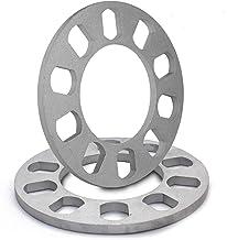 Wheel Accessories Parts Set of 2 Universal Spacers 8mm Fit 5 x 108mm (5 x 4.25), 5 x 110mm, 5 x 112mm, 5 x 114.30mm (5 x 4...