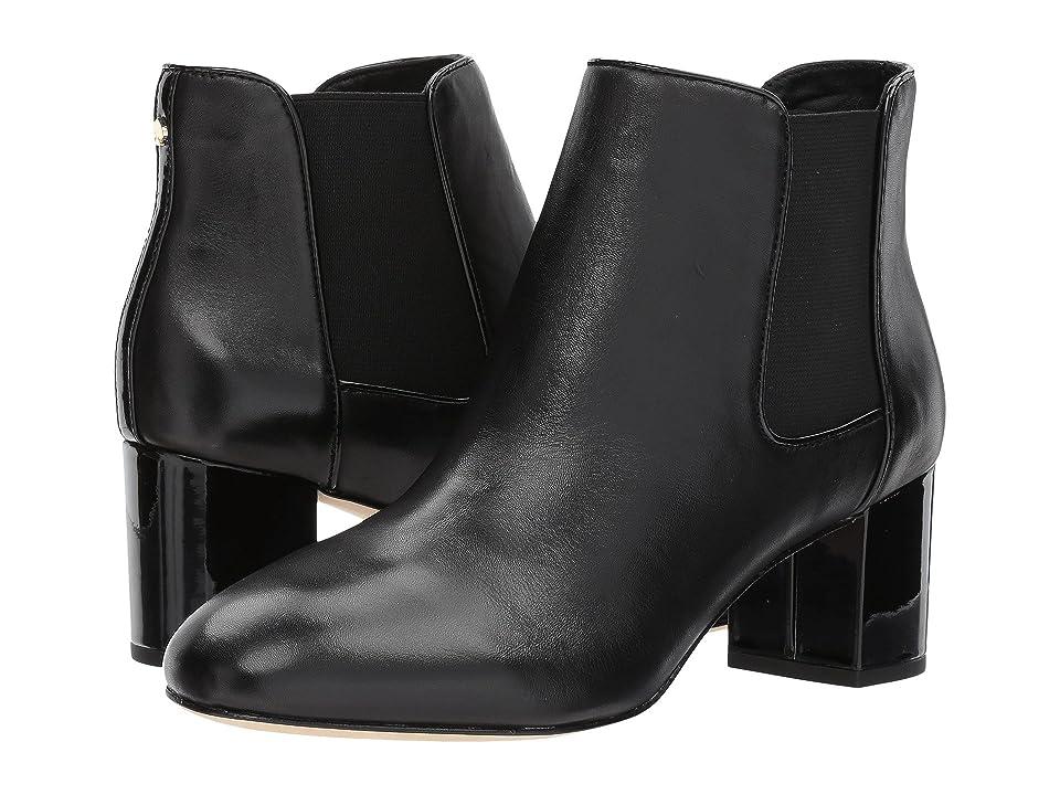 Kate Spade New York Leah (Black Calf/Patent) Women