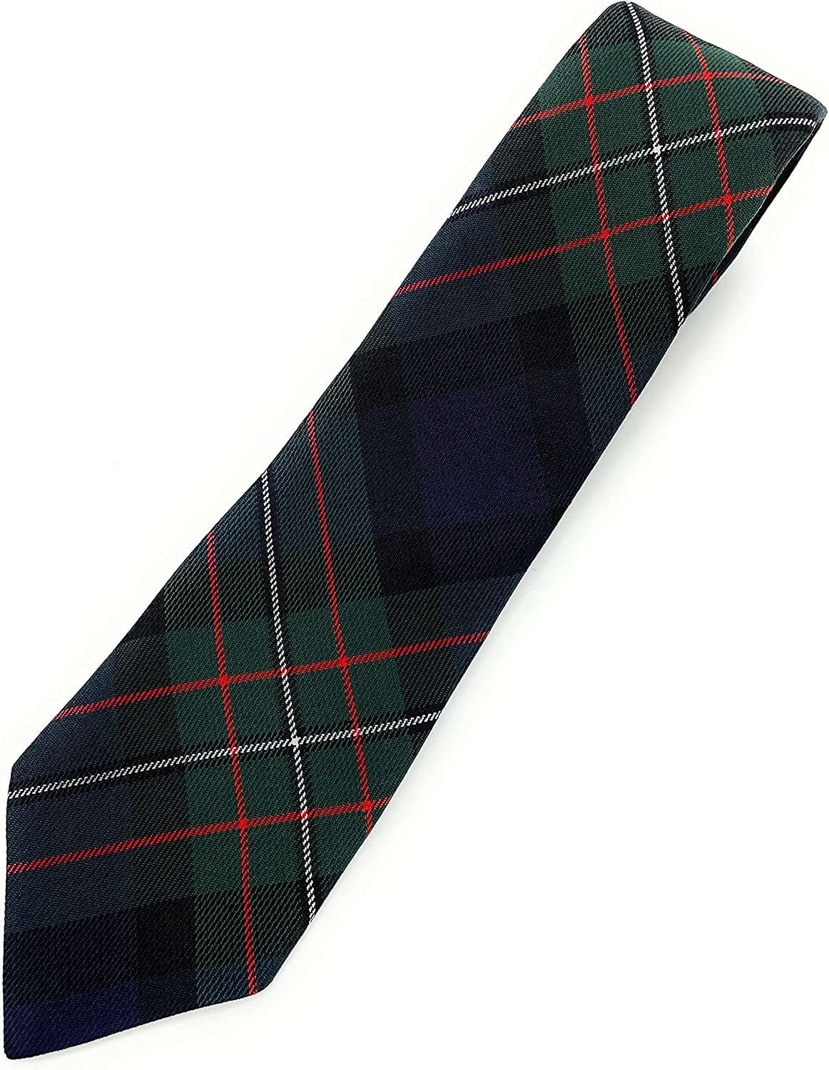 Mens Tartan Neck Tie, Available in a Selection of Tartans