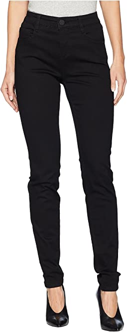 Onyx Denim Christina Slim Leg