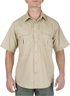 5.11 Tactical Taclite Pro Short-Sleeve Button-Up Shirt with Hidden Pockets, Style 71175