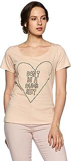 ONLY Women's Slogan T-Shirt