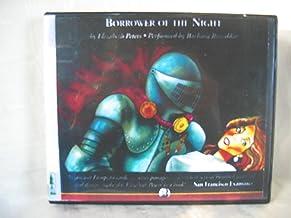 Borrower of the Night by Elizabeth Peters Unabridged CD Audiobook (Vickie Bliss Series, Book 1)