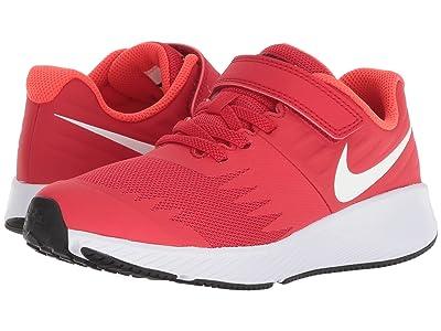 Nike Kids Star Runner (Little Kid) (University Red/White/Black) Boys Shoes