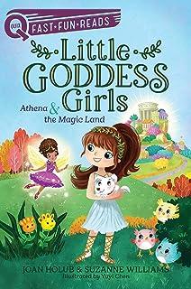 Athena & the Magic Land: Little Goddess Girls 1