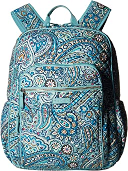 Daisy Dot Paisley. 7. Vera Bradley. Iconic Campus Backpack.  115.00. 5Rated  5 stars5Rated 5 stars 75c63e836cfa1