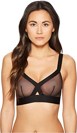 DKNY Intimates Sheers Wireless Soft Cup Bralette
