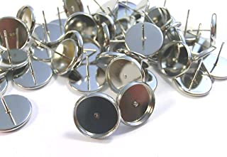 10 Paar Splitter Blank Ohrstecker Pin Ohrringe Ohrstecker Ohrhänger Ear