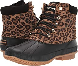 Tan/Black Leopard