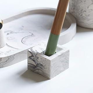 Atelier Ideco - Porte Brosse à Dents Marbré
