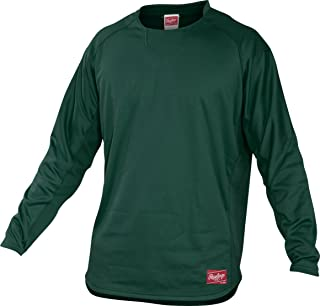 Rawlings Youth Dugout Fleece-Pullover