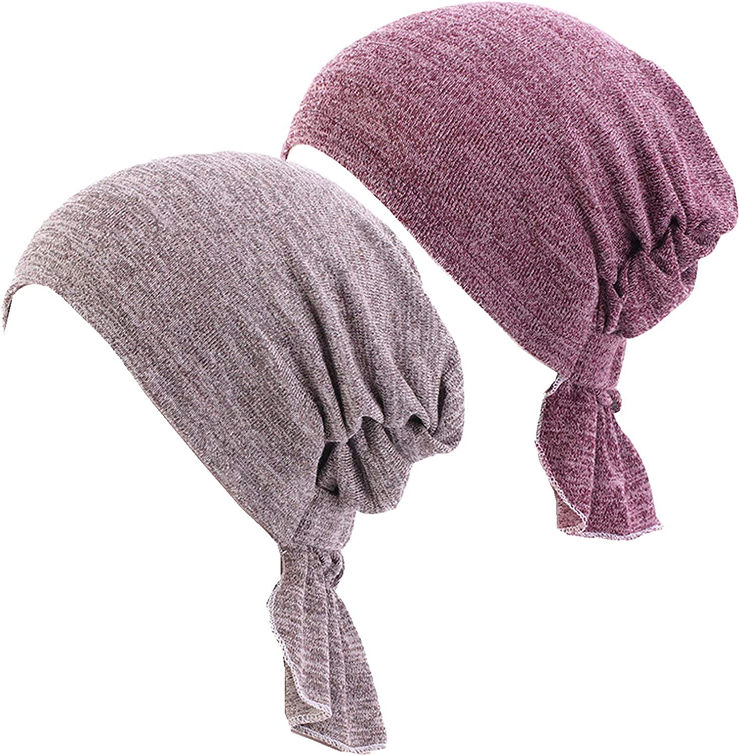 New product!! Hijab Cancer Chemo Stretchy Cotton Hat Cover Selling Hair Turban Cap Los