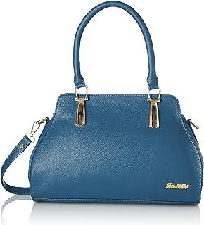 Verobelle Handbags for Women Fashion Ladies Vagan Leather Top Handle Satchel Shoulder Bags with Sling