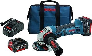 Bosch GWS18V-45-01 4-1/2